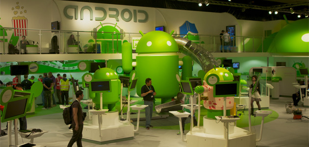 По сравнению с прошлым годом доля ОС Android выросла на 250%. Каждый день - 850 тысяч активаций