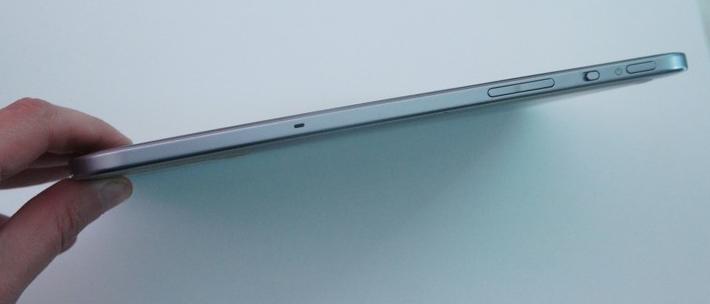 7.7-дюймовый планшет Toshiba AT270 с процессором Tegra 3