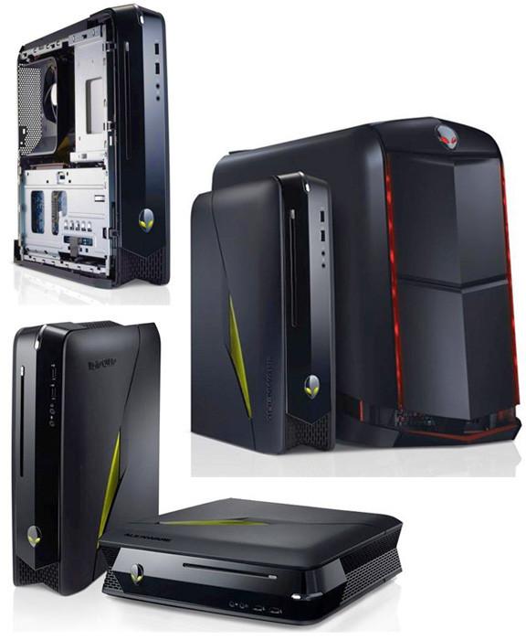 Компактный геймерский ПК Dell Alienware X51 вышел в продажу
