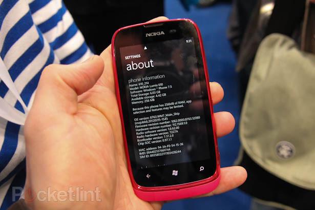 В апреле обновление до Windows Phone Tango получат все WP-устройства