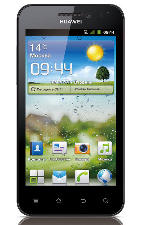 Российскую версию Huawei Honor обновили до Android 4.0.3