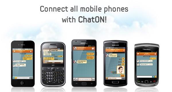 Samsung открыла сервис ChatON для всех