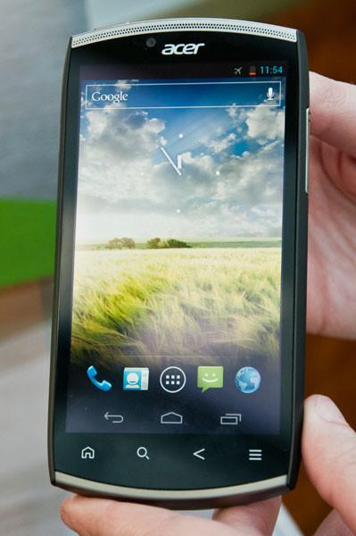 Acer CloudMobile - «живые» фото