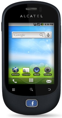 Alcatel привезла на MWC много Android-смартфонов