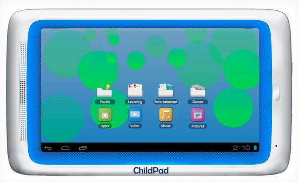 Детский планшет Archos Child Pad с 7-дюймовым экраном и Android 4.0 обойдется всего в $129