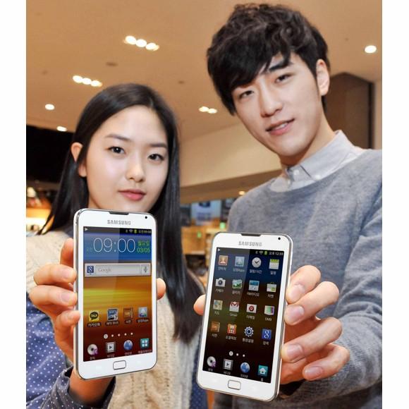 Samsung анонсировала 2-ядерный Galaxy Player 70 Plus на платформе Android