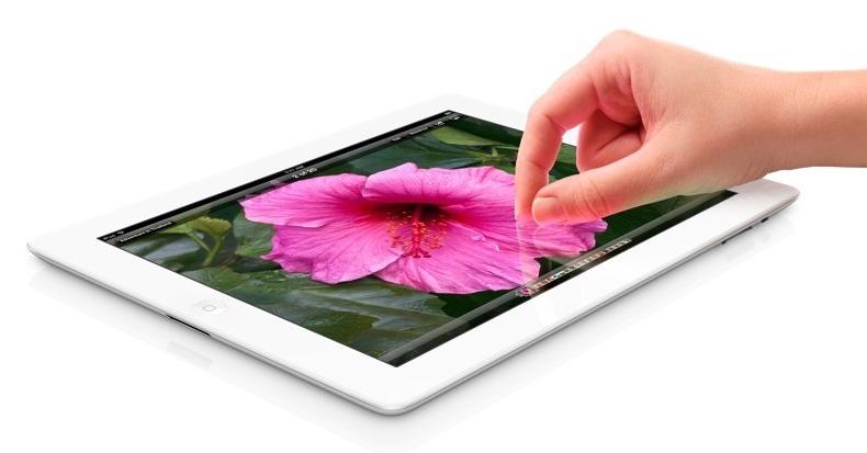 Новый iPad назвали просто «новый iPad»
