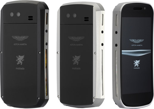Mobiado Grand Touch Aston Martin: Nexus S, «переодетый» в премиум-материалы