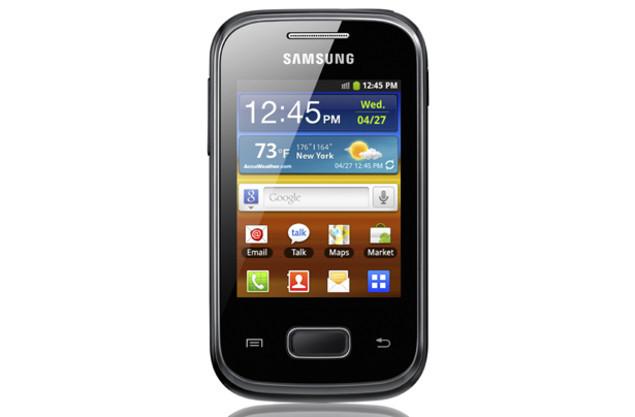 Samsung Galaxy Pocket безобиден для бюджета