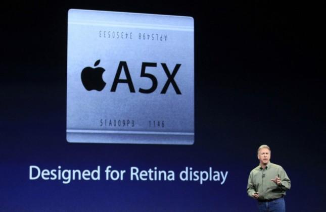 Процессор Apple A5X может не пригодиться в iPhone