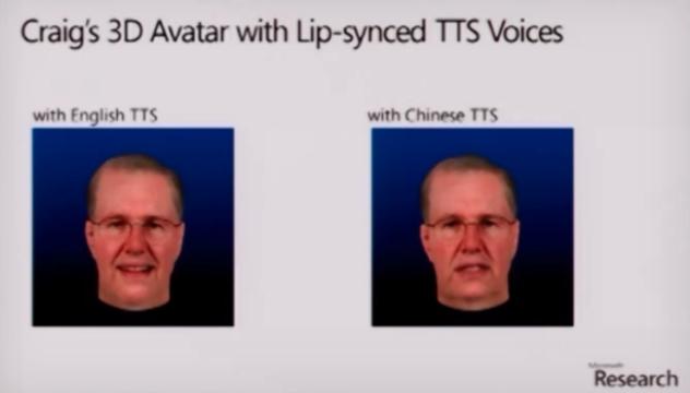 Microsoft разработала программу синхронного перевода, «говорящую» вашим голосом на другом языке