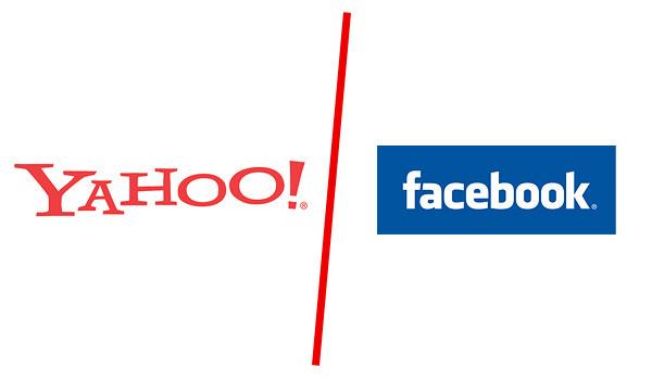 Yahoo обвинила Facebook в нарушении патентов