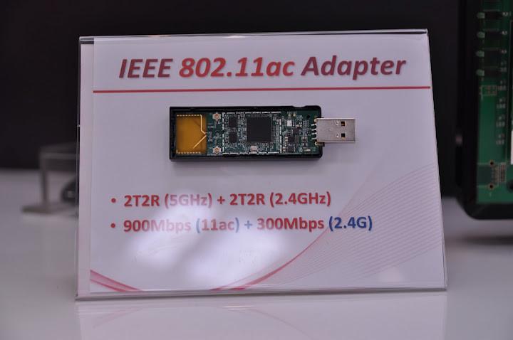 Первые роутеры с поддержкой WiFi 802.11ac