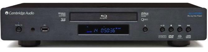 Blu-ray-проигрыватель Cambridge Audio Azur 651BD: роскошное качество в 3D и превосходное звучание