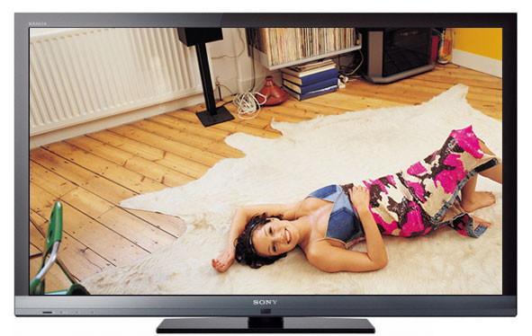 ЖК-телевизор Sony KDL-40NX710: в отличной форме!