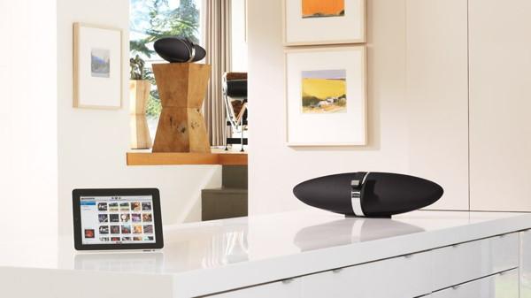 Обзор Bowers & Wilkins Zeppelin Air - беспроводная док-станция для iPod