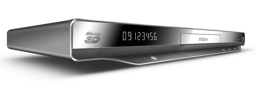 Blu-ray-проигрыватель Philips BDP7600. Стильная внешность – хорошо, но недостаточно