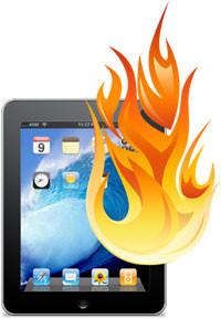Не тот планшет был назван Fire: у нового iPad наблюдаются проблемы с перегревом