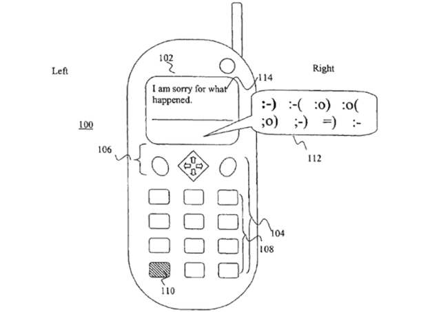 Samsung и RIM обвинили в плагиате способа ввода смайликов
