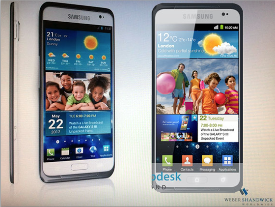 Galaxy S III или Note 2? Новые слухи и фото