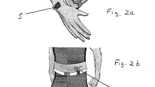 Самые странные мобильные патенты