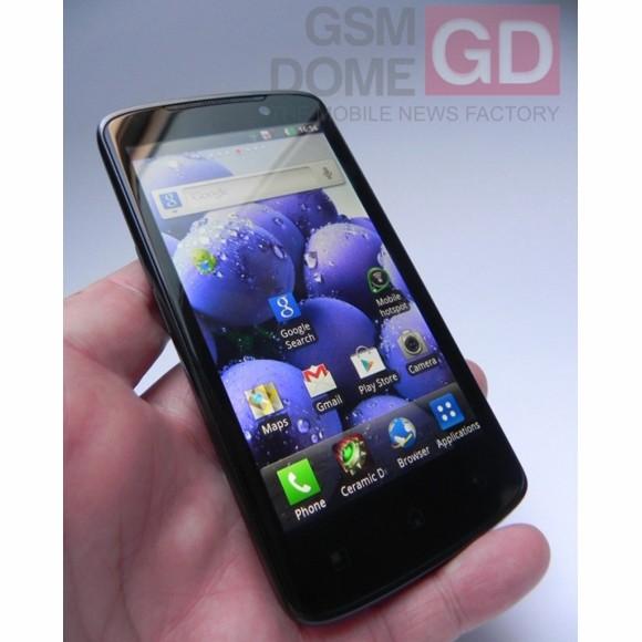 Слухи: LG Optimus LTE P936 – новинка для Европы