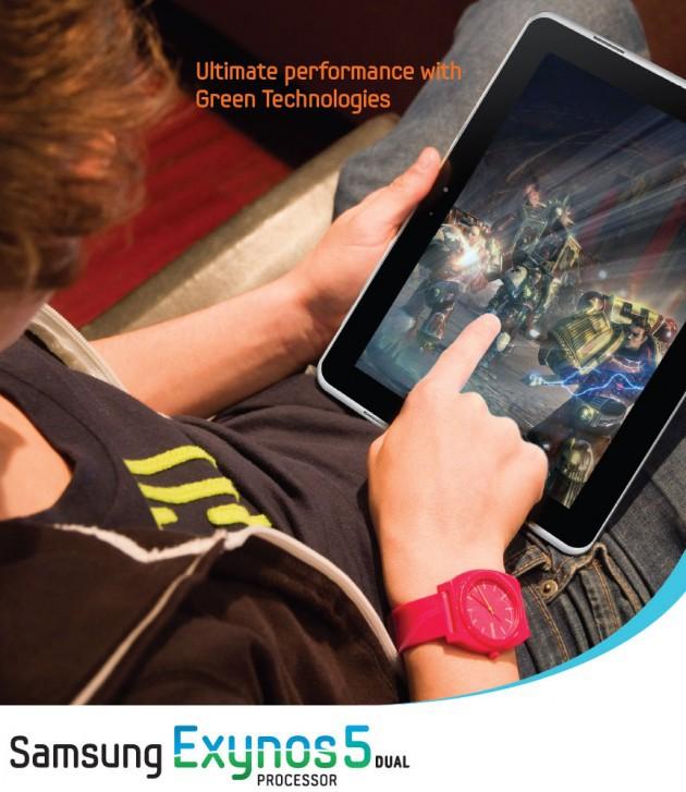 Samsung готовит к выходу 11,6-дюймовый планшет