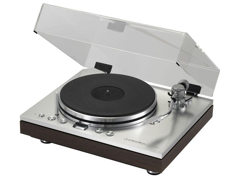 Luxman PD-171 - проигрыватель для тех, кто хочет перенестись на четверть века назад