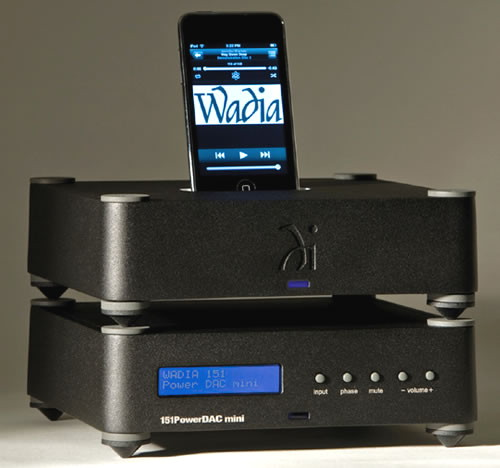Wadia 171 iTransport и 151 PowerDAC Mini - High-End-система для устройств Apple