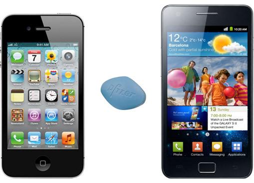 Виагра, iPhone 4S и Samsung Galaxy S II - лидеры по контрабанде в Израиле