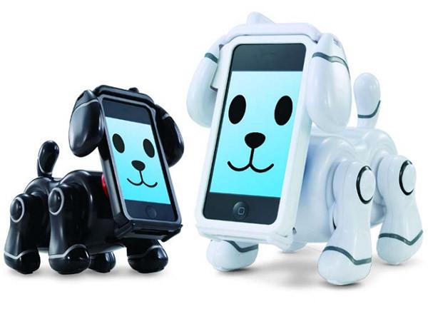 Bandai SmartPet или Как превратить iPhone в милую робо-собачку