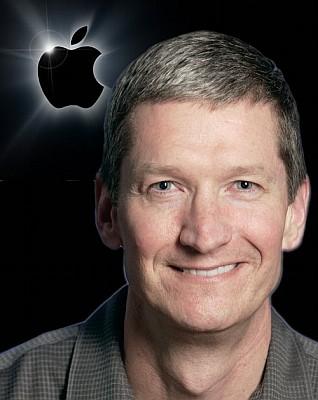 Сотрудники Apple считают Тима Кука лучшим начальником всех времен и народов