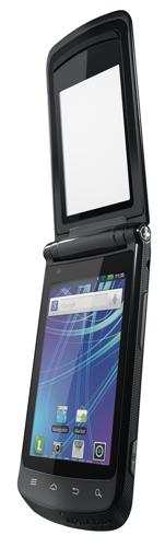 Motorola MOTOSMART Flip - Android-смартфон с флипом в стиле ретро