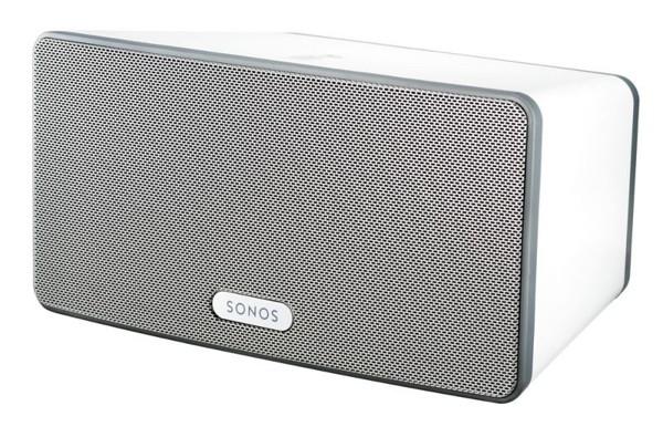 Сетевой музыкальный плеер Sonos Play:3. Простой и компактный – а музыка повсюду
