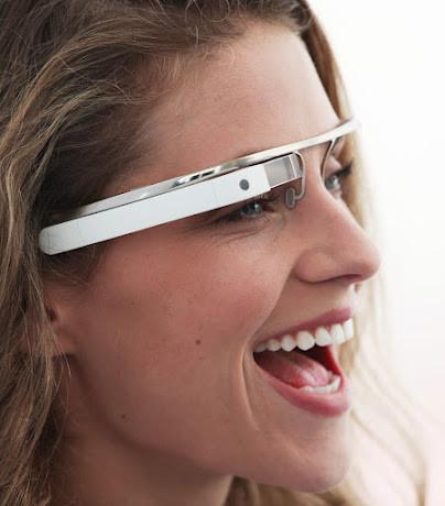 Google Project Glass – очки с расширенной реальностью