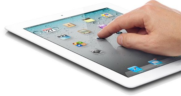 Для столичных чиновников купят 110 планшетов  iPad