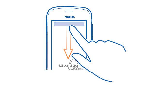 Nokia 306 Asha – первый полностью сенсорный телефон на базе S40
