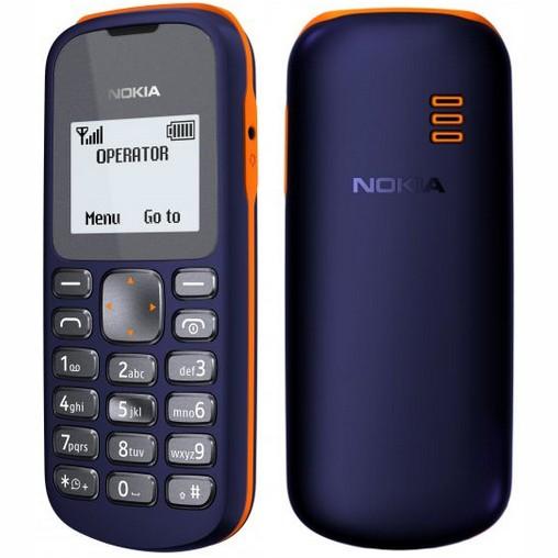 Nokia 103 - самый дешевый телефон от финнов