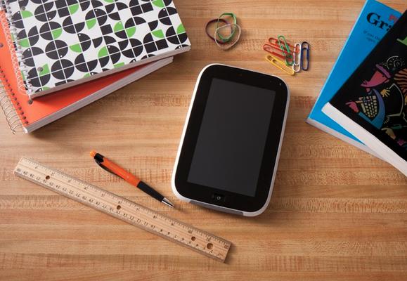 Intel представляет референс-дизайн 7-дюймового образовательного планшета Studybook