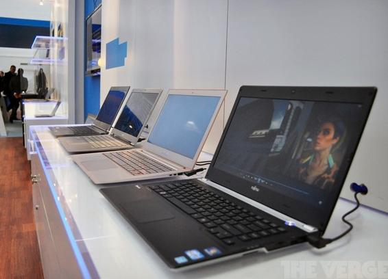 В Intel обещают 75 новых моделей ультрабуков и снижение цен до 700 долларов