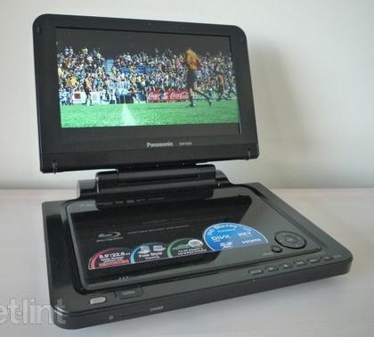 Panasonic DMP-B200 - портативный Blu-ray-плеер делает путь короче