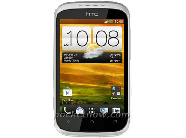 В сеть просочилось первое изображение бюджетного HTC Golf