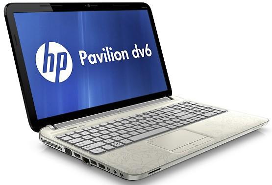 HP Pavilion dv6-6b50er - домосед с приличными мультимедийными данными
