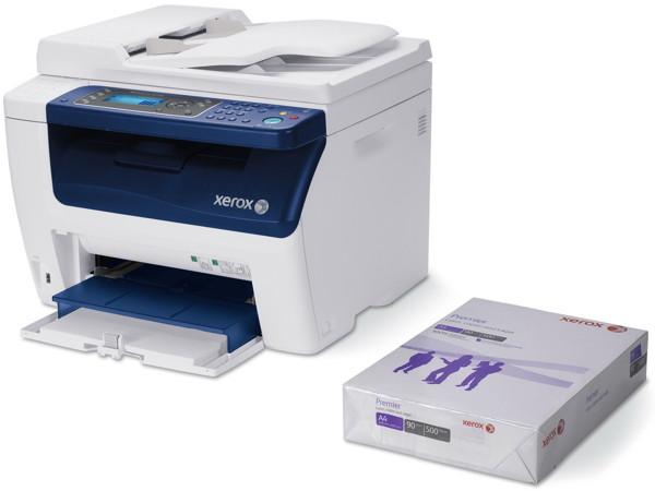 Xerox WorkCentre 3045 - ну очень умное МФУ