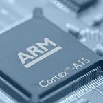 ARM объявила о создании 4-ядерных процессоров с ядром Cortex A15