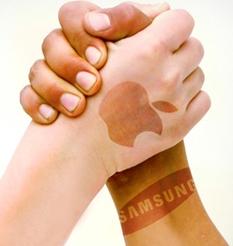 Samsung и Apple готовы сесть за стол переговоров