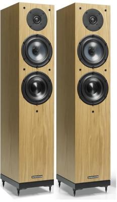 Колонки: Wharfedale Jade-5. Грамотная конструкция + новые материалы = чудесный звук