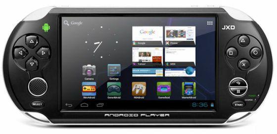 Не желаете PSP с Android ICS?