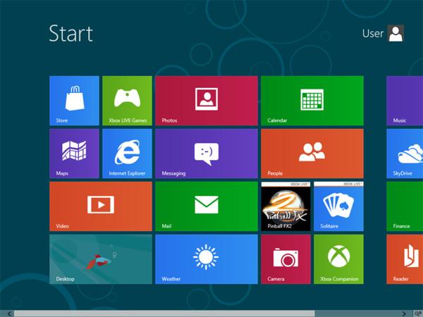 Китайцы досрочно выложили в интернет новую версию Windows 8