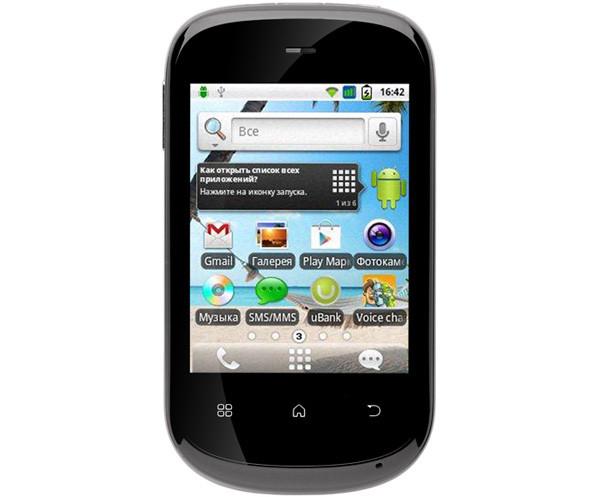 Fly IQ236 Victory: бюджетный смартфон на Android 2.3
